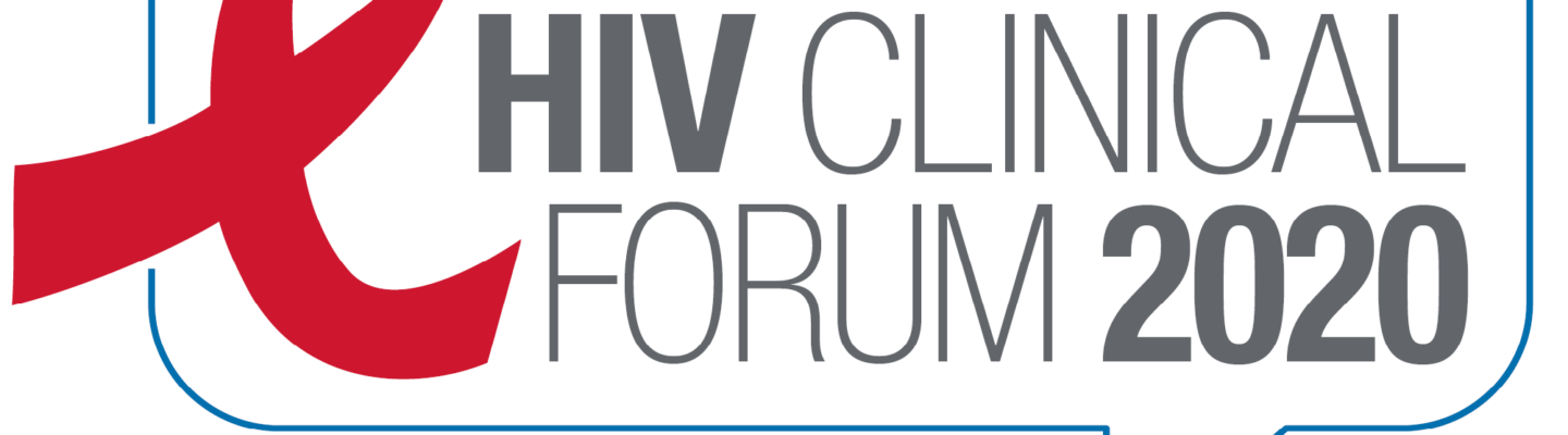 Logo HIV Clinical Forum 2020